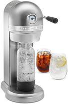 KitchenAid KSS1121 Sparkling Beverage Maker Powered by SodaStream Soda Maker