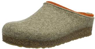 Haflinger Kris, Unisex Adults' Low-Top Slippers, Beige - Beige (Torf 550), (41 EU)