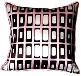 Plush Living - Nook Kaleidoscope Silk Pillow