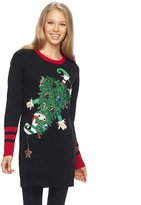 It's Our Time Its Our Time Juniors' Its Our Time Elf Tree Christmas Tunic