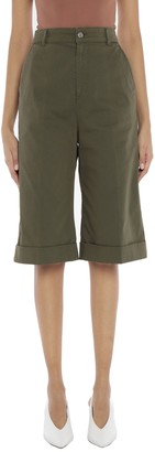 DEPARTMENT 5 3/4-length shorts