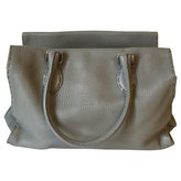 Fendi grey selleria bag
