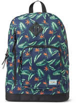 Toms Navy Birds Of Paradise High Road Backpack