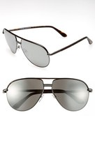 Tom Ford Men's 'Cole' 61Mm Sunglasses - Gunmetal/ Dark Havanna