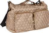 Clava Women's Large Three Quilted Pocket Crossbody