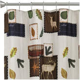 Bacova Guild Exploring Critters Shower Curtain