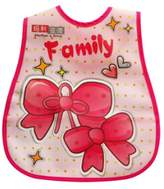 Kylin Express Infant Saliva Towel Lovely Baby Bib Home/Travel Bib Soft,Waterproof,Bowknot