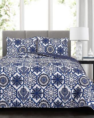 Triangle Home Fashion Marvel Quilt Set