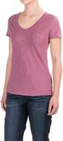 Gramicci Delia V-Neck Shirt - UPF 20, Short Sleeve (For Women)