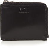 Ami Zip-around leather wallet