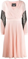 Moschino pleated dress