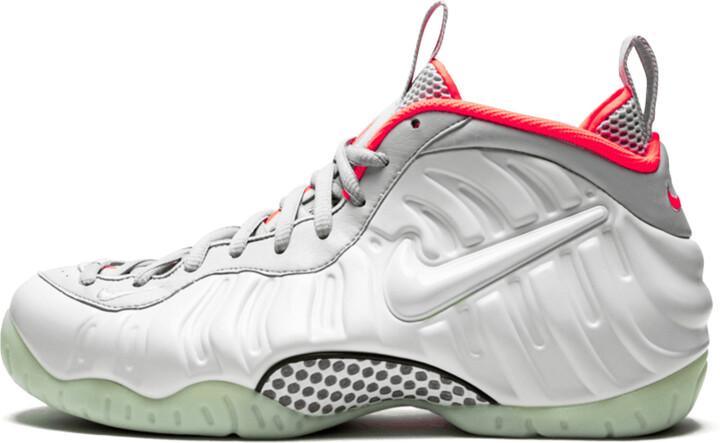 Nike Air Foamposite Pro PRM 'Pure Platinum' Shoes - Size 12