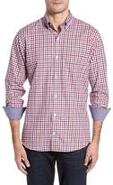 Tailorbyrd Men's Bernice Check Sport Shirt