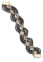 Givenchy Women's Crystal & Imitation Pearl Bracelet