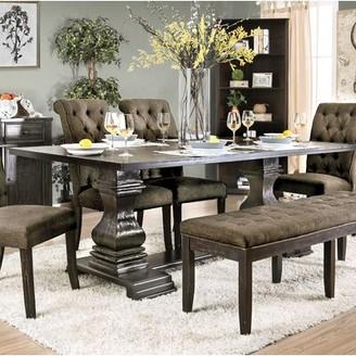 Ophelia Kulik Solid Wood Dining Table & Co.