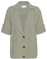 Frame Cotton Jacket