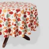 Threshold Leaf Print Tablecloth