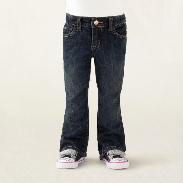 Children's Place Bootcut jeans - sapphire wash