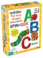 Briarpatch Eric Carle The Very Hungry Caterpillar Spin & Seek ABC Game