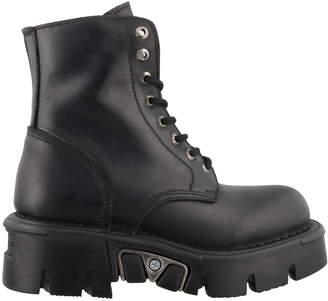 New Rock Mili Boots