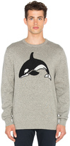 Barney Cools Killa Whale Sweater