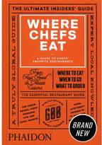 Oliver Bonas Where Chefs Eat