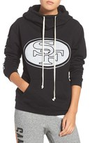 Junk Food Clothing Women's 'San Francisco 49Ers' Hooded Sweatshirt