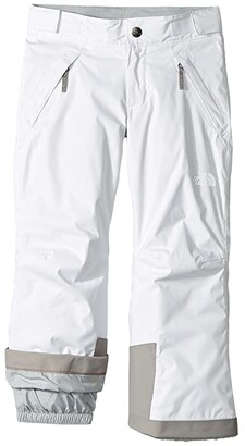 The North Face Kids Freedom Insulated Pants (Little Kids/Big Kids) (TNF White) Girl's Outerwear