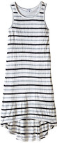 Splendid Littles Striped Mesh Dress (Big Kids)