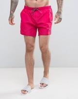 Boss By Hugo Boss Lobster Swim Shorts