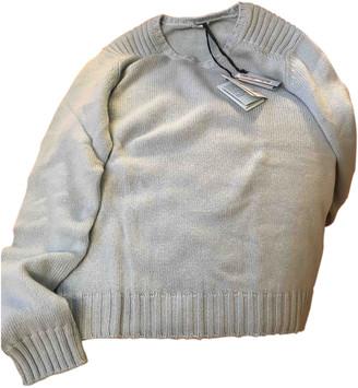 Malo Blue Cashmere Knitwear