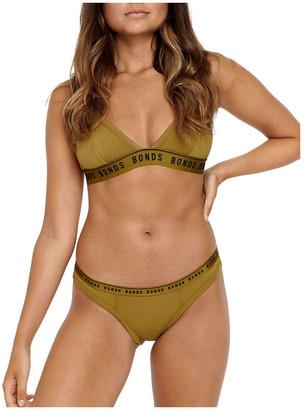 Bonds Organics Hi Bikini WU76