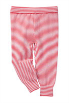 Joe Fresh Stripe Legging (Baby Girls)