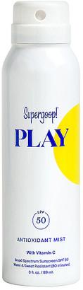 Supergoop! PLAY Antioxidant Body Mist SPF 50 3 oz