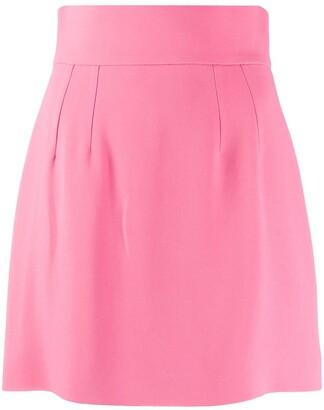 Dolce & Gabbana High-Waisted Short Skirt