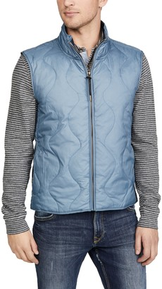 Billy Reid Onion Quilted Vest