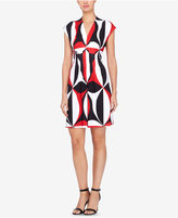 Catherine Malandrino Catherine Catherine Maladrino Tinka Printed Sheath Dress