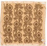 Vivienne Westwood Floral Print Silk Scarf
