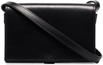 Lemaire Smooth Calf Leather Crossbody Bag
