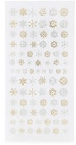 Forever 21 FOREVER 21+ Snowflake Nail Stickers
