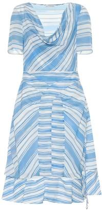 Altuzarra Lucia striped silk dress