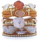 Hipanema Aurore Multi Strand Bracelet