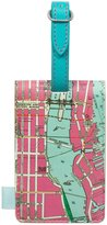 Metropolitan NYC Luggage Tag (Women) - One Size