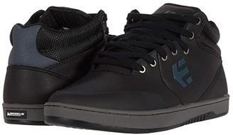 Etnies Marana Mid Crank (Black/Grey) Men's Shoes