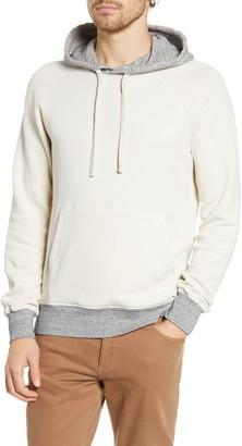Hartford Contrast Hooded Sweatshirt