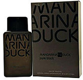 Mandarina Duck Pure Black Eau de Toilette Spray