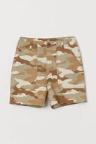 H&M Cargo Shorts - Beige