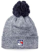 American Needle New York Rangers Insulation Knit Pompom Beanie