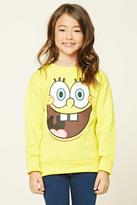 Forever 21 FOREVER 21+ Girls Spongebob Pullover (Kids)