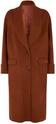 Joseph Kara Wool-Alpaca Coat
